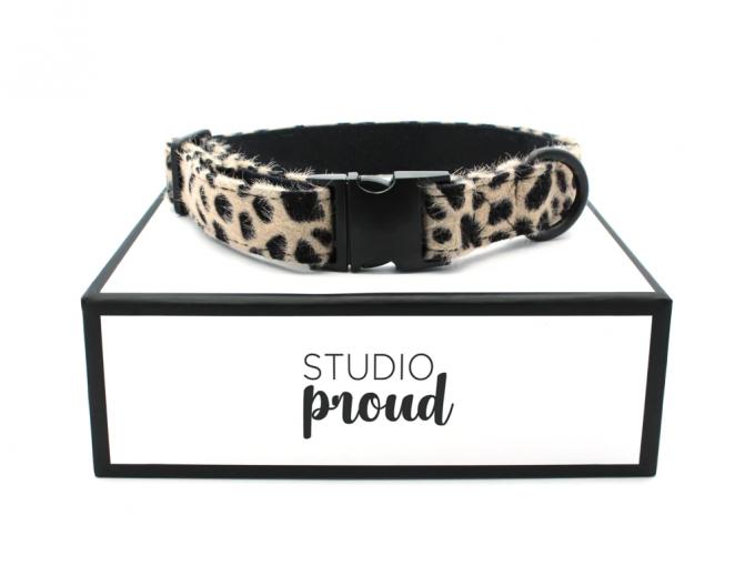 Teckel halsband Cheetah